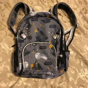 Pottery barn kids small Star Wars backpack